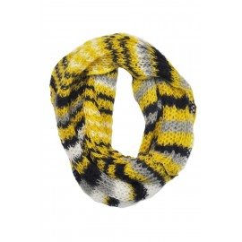 LUCE KNITTED SNOOD NAVY BLUE