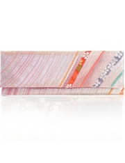 Shiori.2 Obi Wristlet Clutch