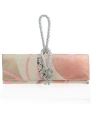 AI.1 OBI KNOT LEATHER STRAP CLUTCH - Sold Out
