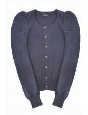 CASHMERE BLEND COEUR CARDIGAN - Sold Out