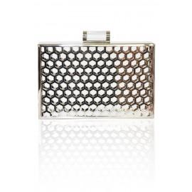 AUBIN SEE-THROUGH BOX CLUTCH - Sold Out
