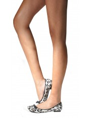 LIUCIA BALLERINAS LEOPARD PRINT - Sold Out