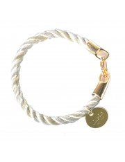 MATHILDE METALLIC GOLD BRACELET