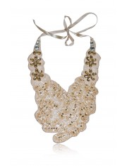 NITELL EMBROIDERED NECKLACE