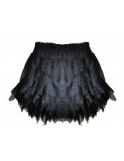 AMELIA FEATHER TOIL SKIRT