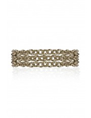 CELIO CHAINED BRACELET GOLD