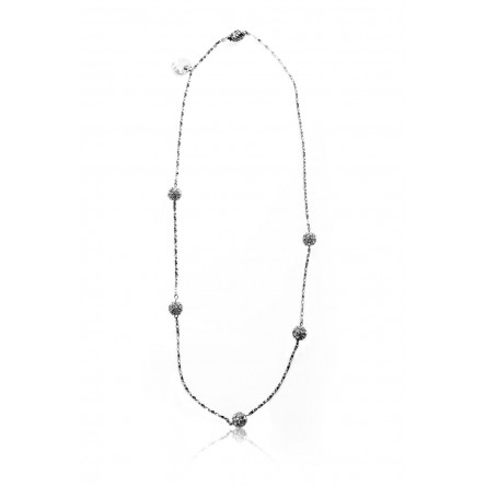 PLUTO CRYSTAL NECKLACE