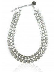 JULIAN CRYSTAL NECKLACE