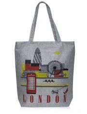 MILLY CANVASS TOTE