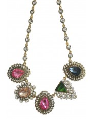 ADELE ANTIQUE NECKLACE - Sold Out