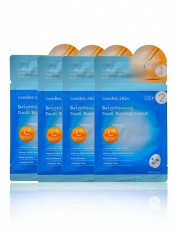 COMBOS VITAMIN C AND B3 BRIGHTENING MASK PACKAGE OF 4