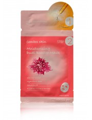 COMBOS MOISTURISING DUAL BOOSTER MASK PACKAGE OF 4