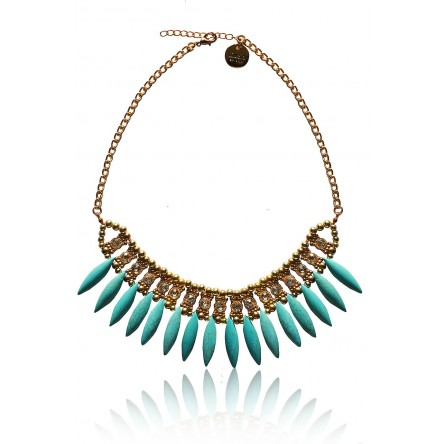 BAILEY TURQUOISE NECKLACE