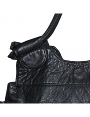 CIEL FAUX LEATHER LAMB SHOULDER BAG - Sold Out