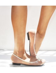 LIUCIA BALLERINAS SOFTLY PINK PATENT - Sold Out