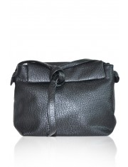 ARIELLE FAUX LEATHER CLUTCH SHOULDER BAG