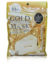 JAPAN GAL PURE 5 GOLD HYULARONIC MASK PACKAGE OF 10
