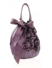 KAREN ROSE BAG MULBERRY - New Stock