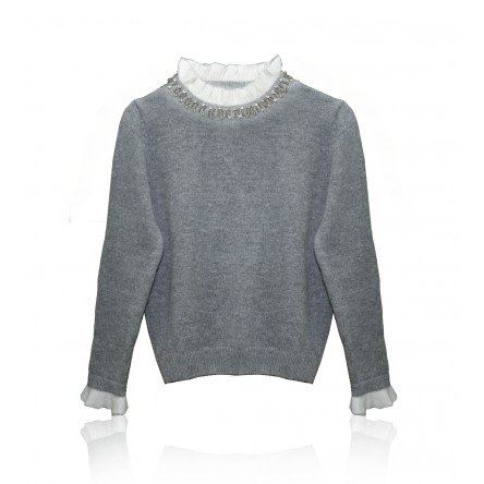 CARRY ON SOFT KNIT SWEATER