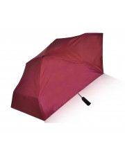 Eco-Friendly Alycia Rain Umbrella (with hidden bag) Rasberry Red