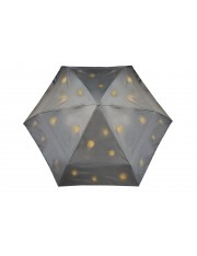 Eco-friendly Alycia Rain umbrella (with hidden bag) Bumblebee Print