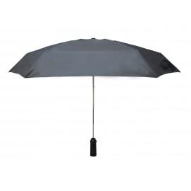 Eco-Friendly Alycia Rain Umbrella (with hidden bag) Charcoal Grey