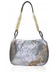 Emaraude.1 Obi Shoulder Bag