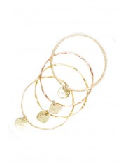 Trelly Bangle Set